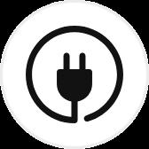 電源供給の併用